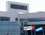The Bombardier plant in Montreal, on Thursday, May 14, 2015. (Ryan Remiorz / THE CANADIAN PRESS)