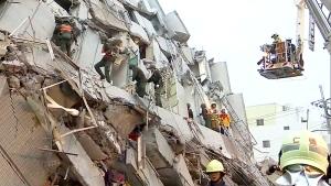 CTV National News: Powerful earthquake hits Taiwan