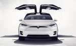 Tesla Model X SUV makes global auto show debut in Toronto (Photo: Tesla Motors)