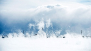 Central, eastern Canada hit with a deep freeze