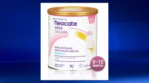 Neocate infant formula (Neocate)