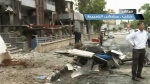 Rebel rockets hit Aleppo hospital