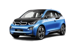 The 2016 BMW i3 is due out this summer. (BMW)