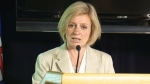Rachel Notley update on Alberta wildfires