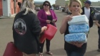 Albertans help evacuees