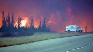 CTV National News: Obliterated by wildfires