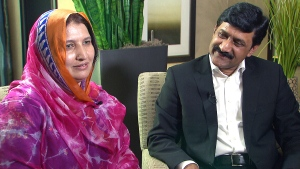 CTV National News Extended: Malala's parents