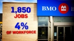 CTV National News: BMO eliminates 1,850 jobs