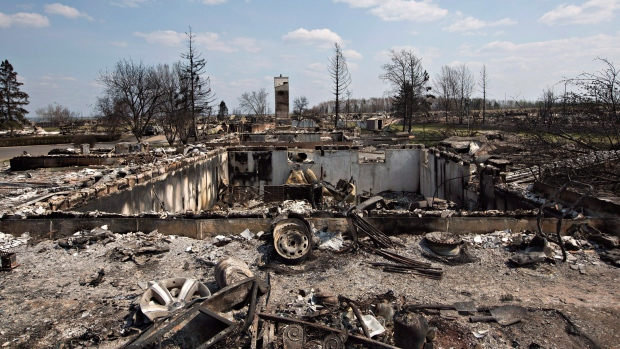 Insurance Bureau of Canada to release total insured damage from Alberta fires