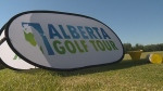 A tour in Alberta is allowing golfers to experience just what it feels like to be a professional for a day.