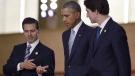 North American Leaders' Summit in Ottawa