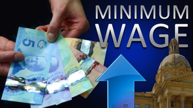Ontario's Minimum Wage Moves To $11.40 On Saturday