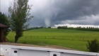Ponoka funnel cloud