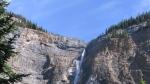 Takakkaw Falls, near Field, B.C., shown in this recent photo. THE CANADIAN PRESS/Bill Graveland