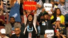 CTV National News: Party infighting at DNC