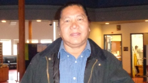 Darell Moosomin, 54, is on the loose from the Pe Sakastew Centre in Maskwacis.