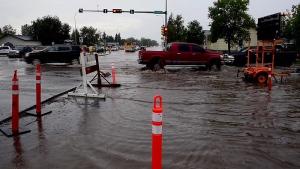 Grande Prairie flooded again