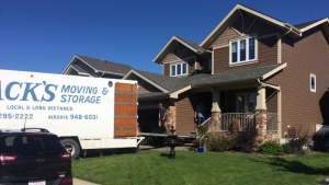 RCMP seized a house, vehicles, furniture and electronics worth about $900,000 as part of a criminal investigation.