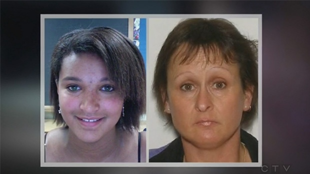 Cheyenne Daniel, 13, and Linda Daniel, 47, disappeared in July 2011 from Wellesley Township of the Regional Municipality of Waterloo, Ontario.
