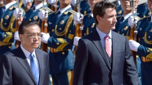 CTV National News: Billions in trade at risk