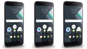 A BlackBerry DTEK smartphone. (BlackBerry.com)