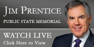 memorial service for Jim Prentice - LIVE NOW