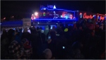 CP Holiday Train is rolling into Edmonton