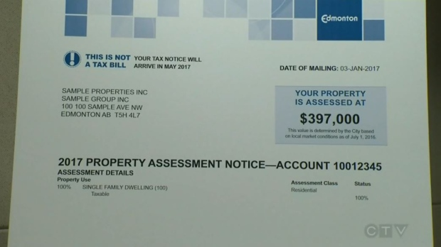 Edmonton Property Assessment Search
