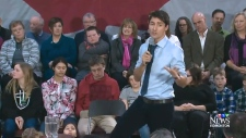 Justin Trudeau - Town hall