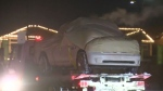 Homicide victim's truck
