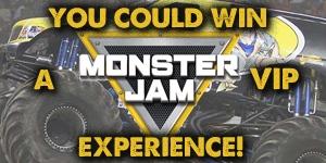 Monster Jam 300