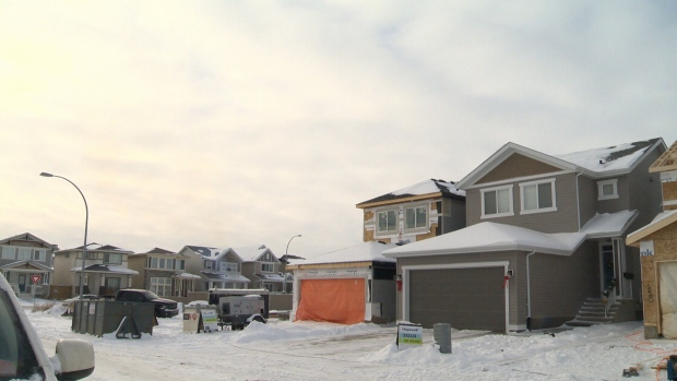 New Home Construction in Edmonton
