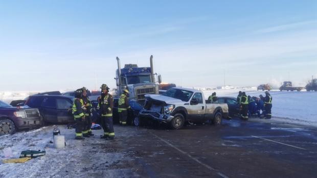 grande Prairie crash