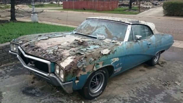 Buick Muscle Car >> Muscle Car Flexes Again After Surviving Fort Mcmurray