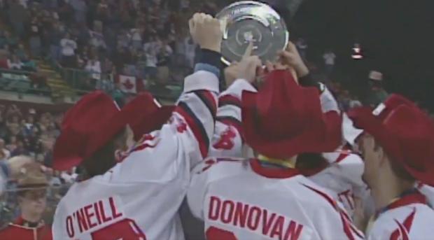 Canada & # 39; 95 World Juniors Win