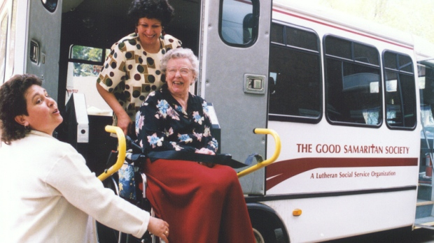 Good Samaritan Society, bus