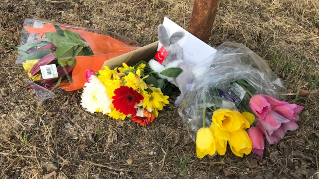 Memorial for Strathcona Country victims