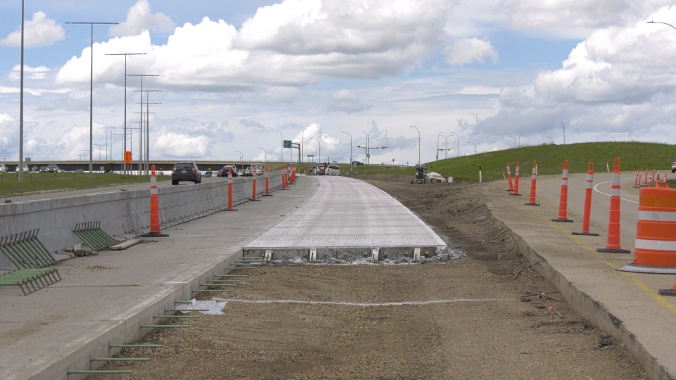 Henday construction