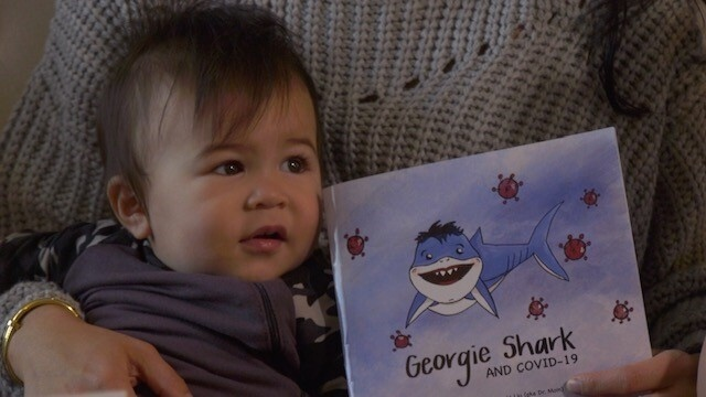 Georgie the Shark