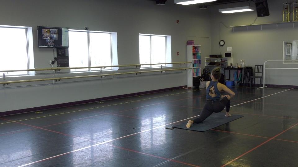 Edmonton Dance Factory.