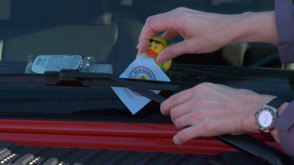 Duck, duck, Jeep: Why rubber ducks appearing on Jeeps ...