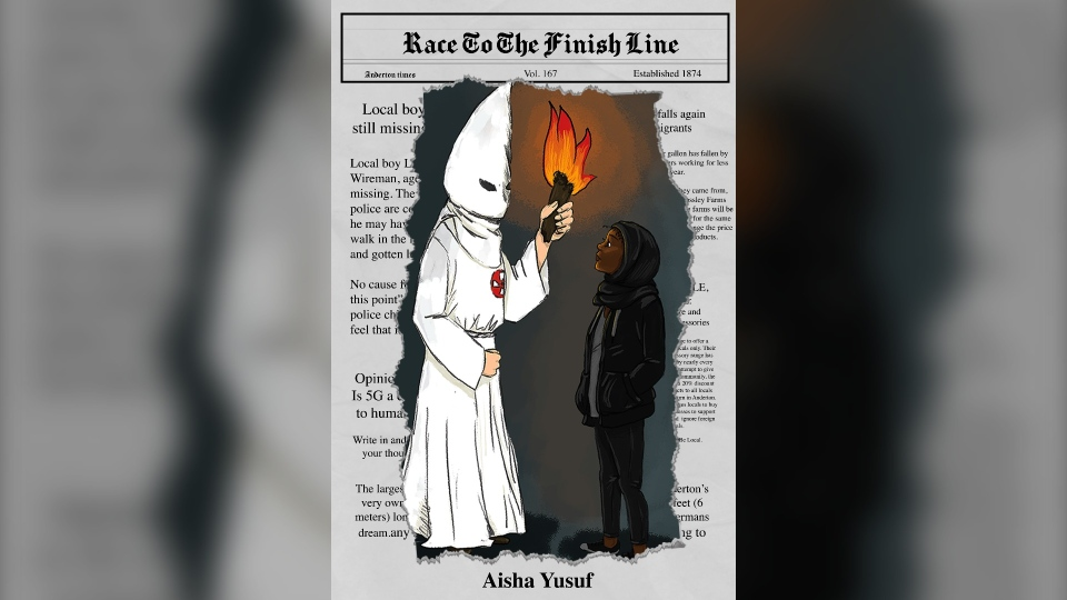 Race to the Finish Line, Aisha Yusuf