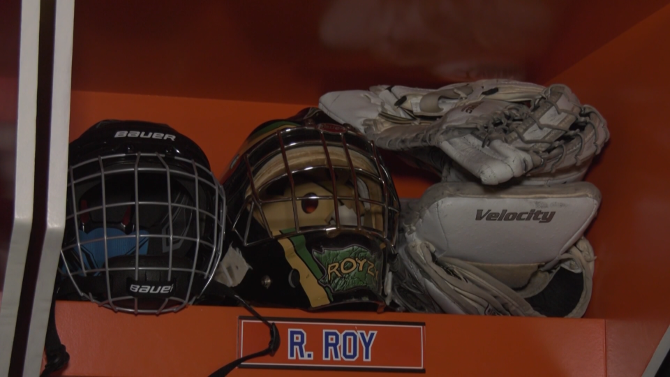 ROYS Custom Sports Lockers