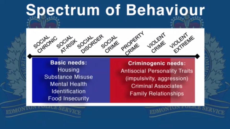 Spectrum of Behaviour