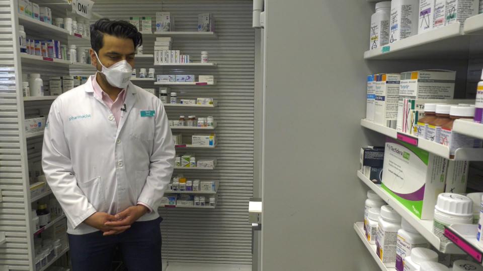 Hanif Kanji, Rexall pharmacy