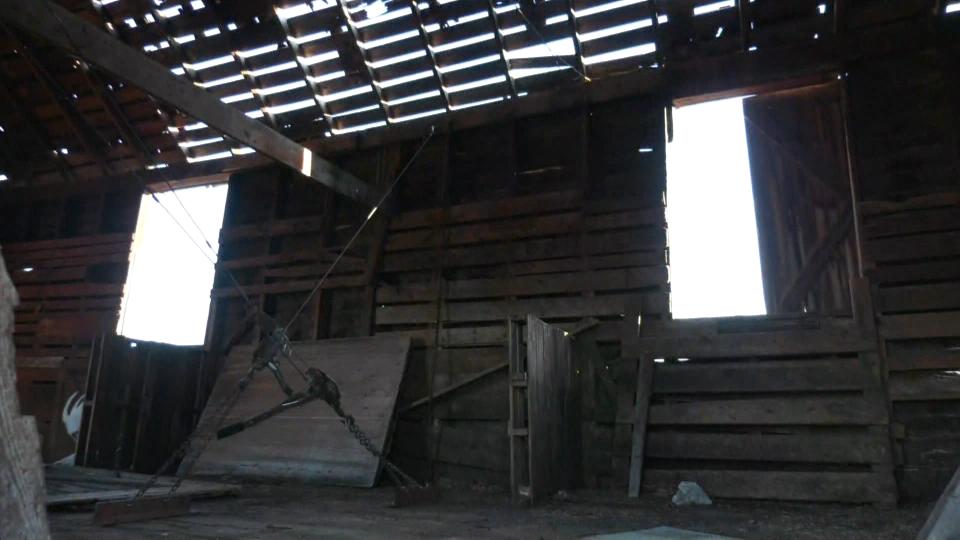 Alberta Lumber Company coal shed