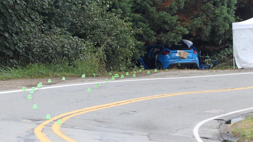 Fatal Surrey crash
