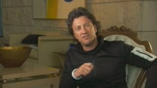 Edmonton Oilers owner Daryl Katz is seen in a video posted on the website, www.revitalizedowntown.ca