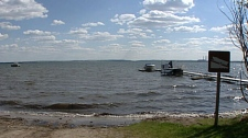 Crews are still searching for a missing man in Wabamun Lake Sunday. May 27.