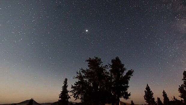 Sky gazers are in for quite the show this weekend as the annual Perseid meteor shower hits its peak. At its peak, those looking skywards could see up to a hundred meteorites every hour - weather permitting.